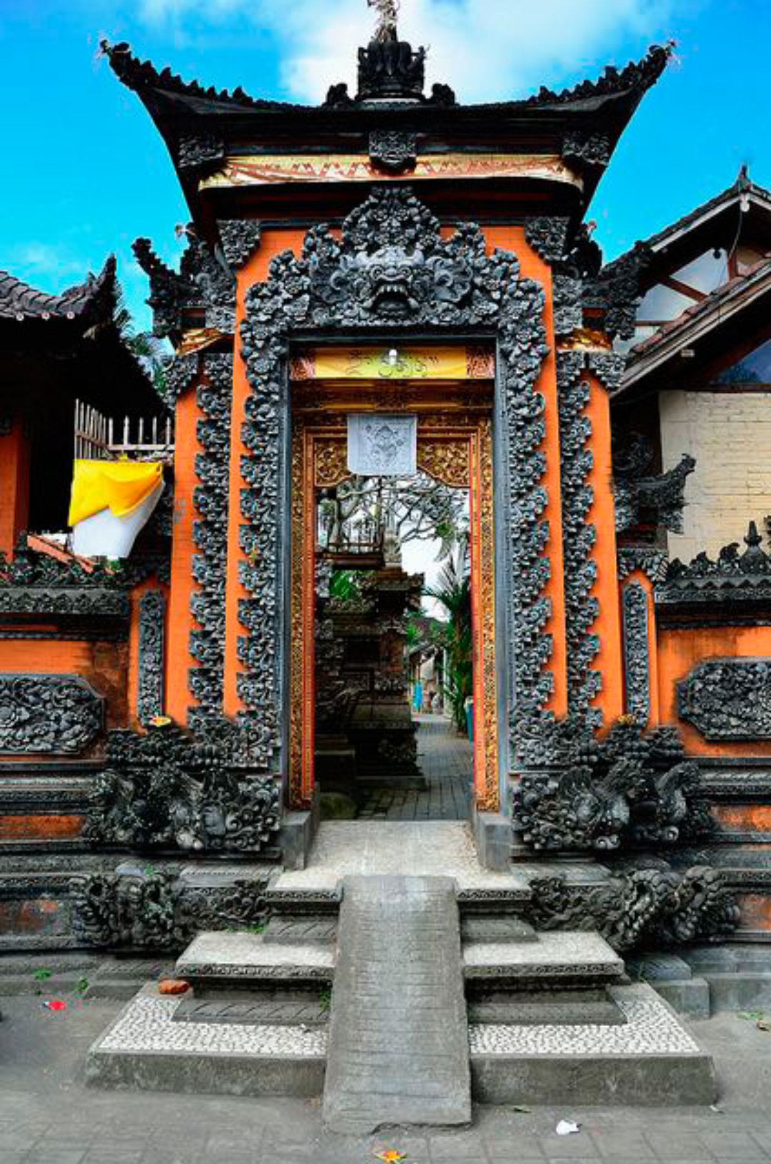Jasa Pembuatan Angkul Angkul Style Bali Berpengalaman