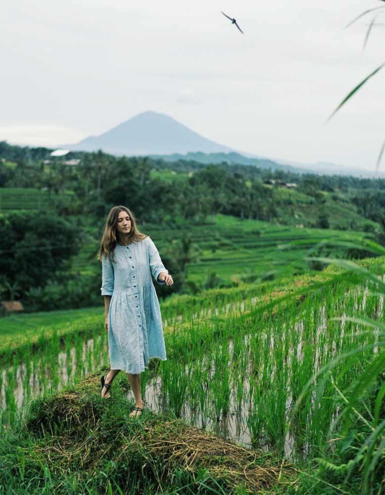 4 Beautiful Women Dress Ideas When Travelling in Bali