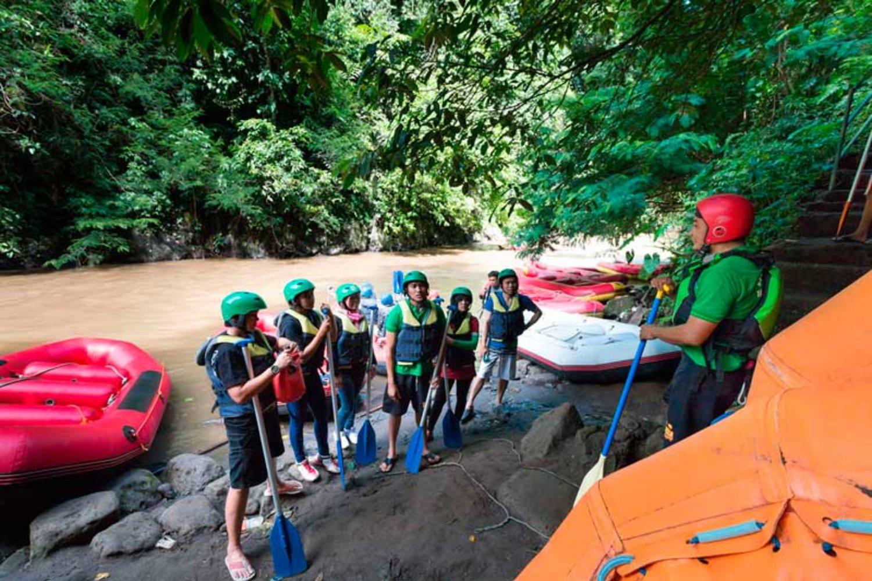 Harga Arung Jeram Sungai Ayung Bali