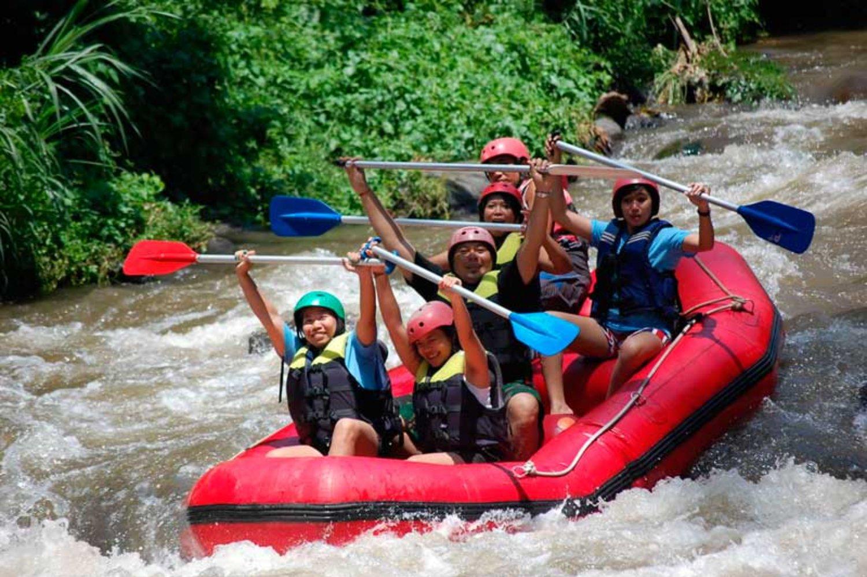 Mau Coba Aktivitas Rafting Di Bali? Baca 4 Panduannya Disini!