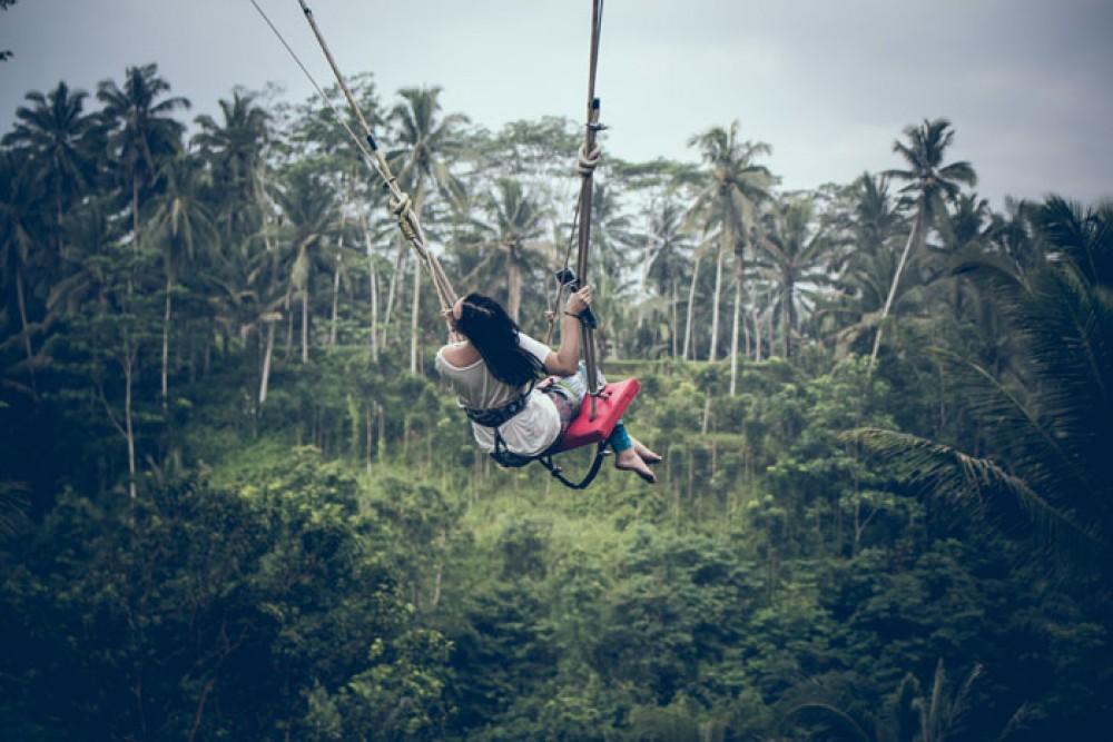 Bali Swing in Ubud