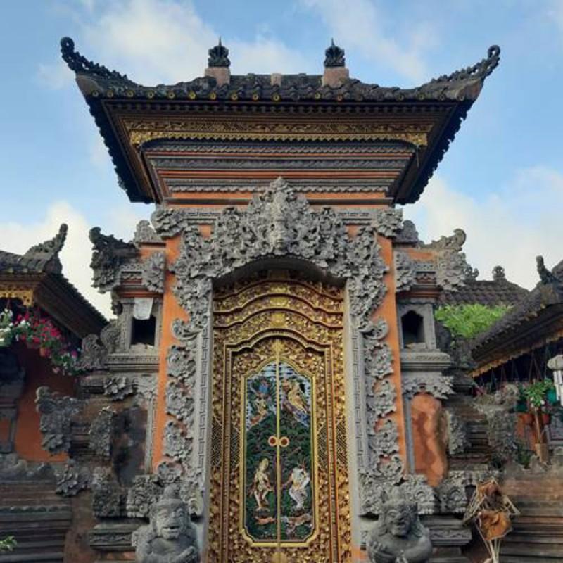 Jual Angkul Angkul Style Bali