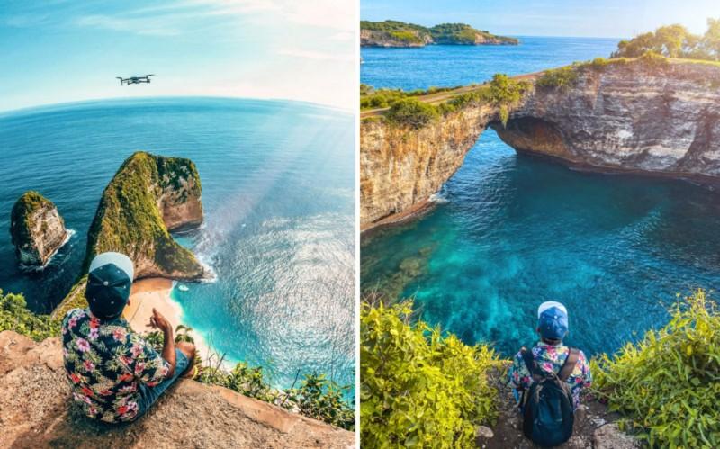 Pantai Kelingking & Broken Beach Nusa Penida