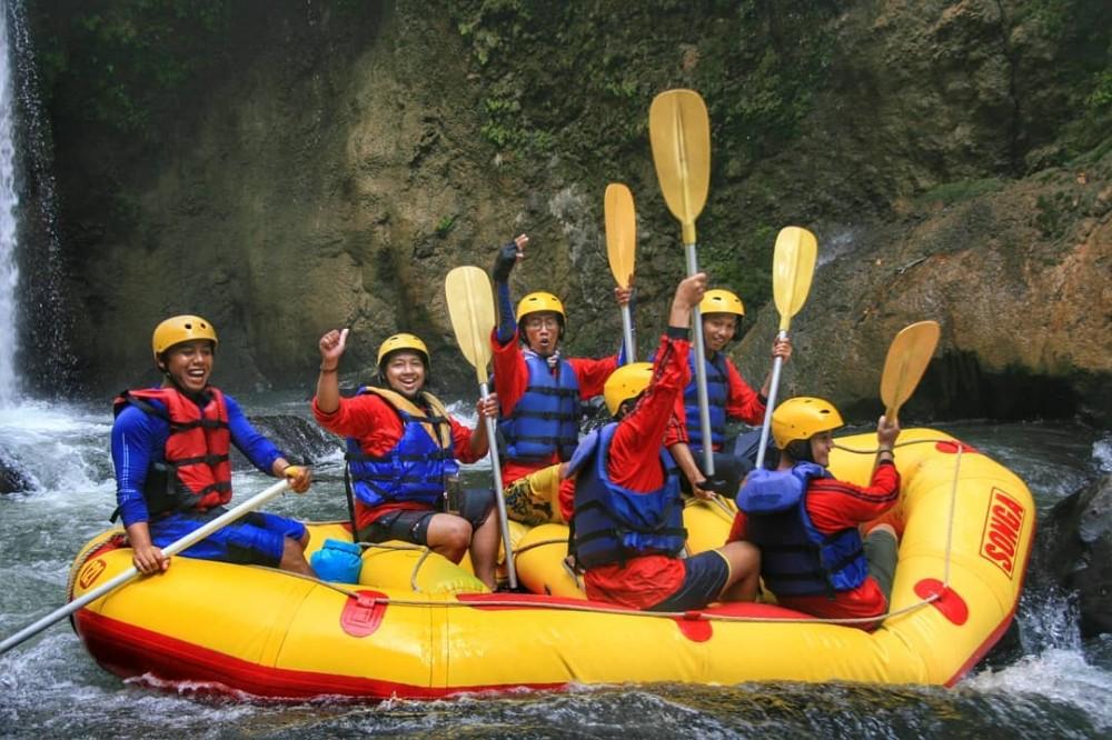 Rafting Adventure at Ayung River