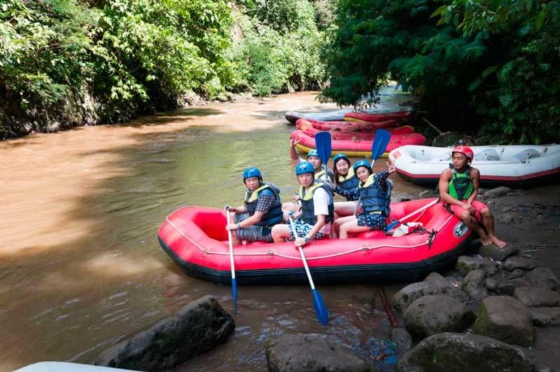 Rafting Ubud Bali