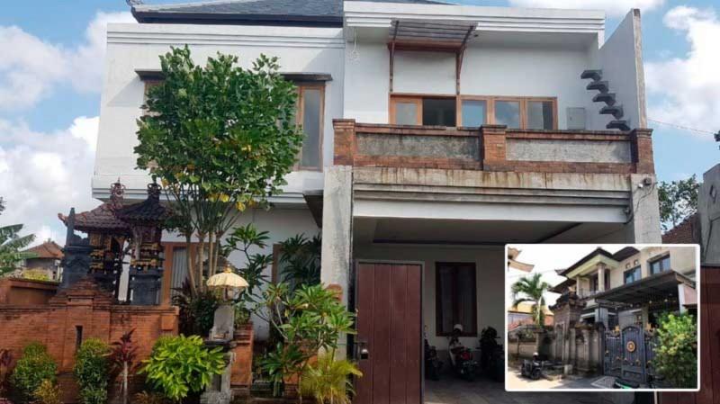 Rumah Bali Gaya Bali