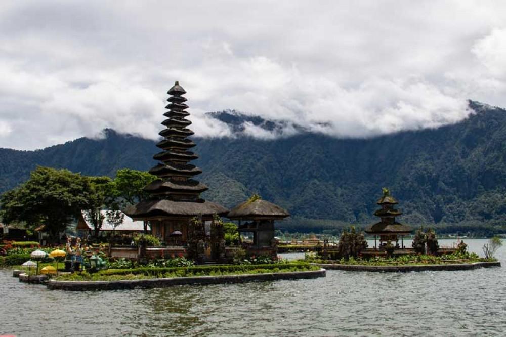 The Iconic Temlple in Bali