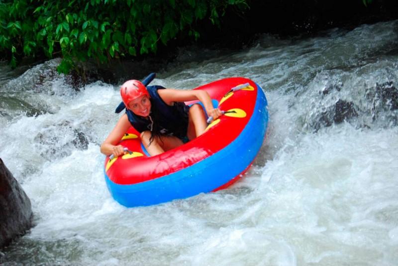 Tubing Bali Adventure
