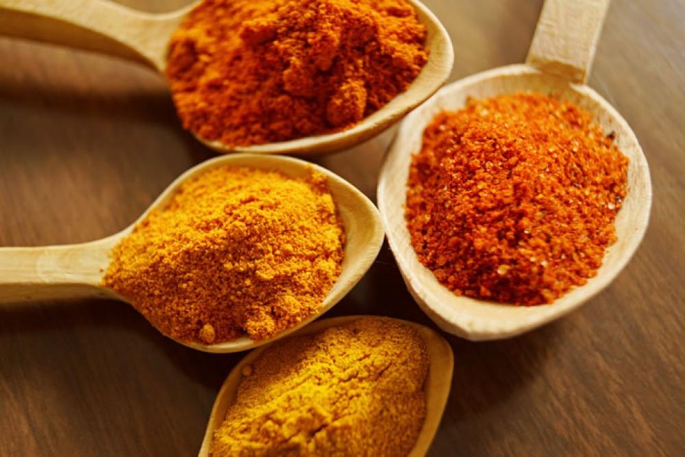 Turmeric Powder for Balinese Jamu Elixir