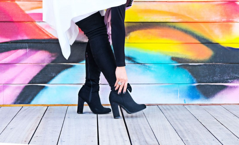 5 Tips Memilih Sepatu Wanita Sesuai Bentuk Kaki Agar Terlihat Cantik