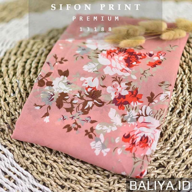 Bahan Sifon Premium Kebaya Modern