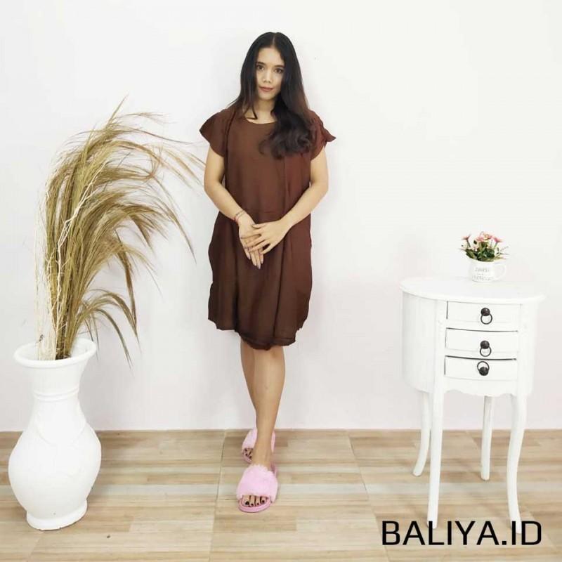 Daster Bali Payung Motif Polos