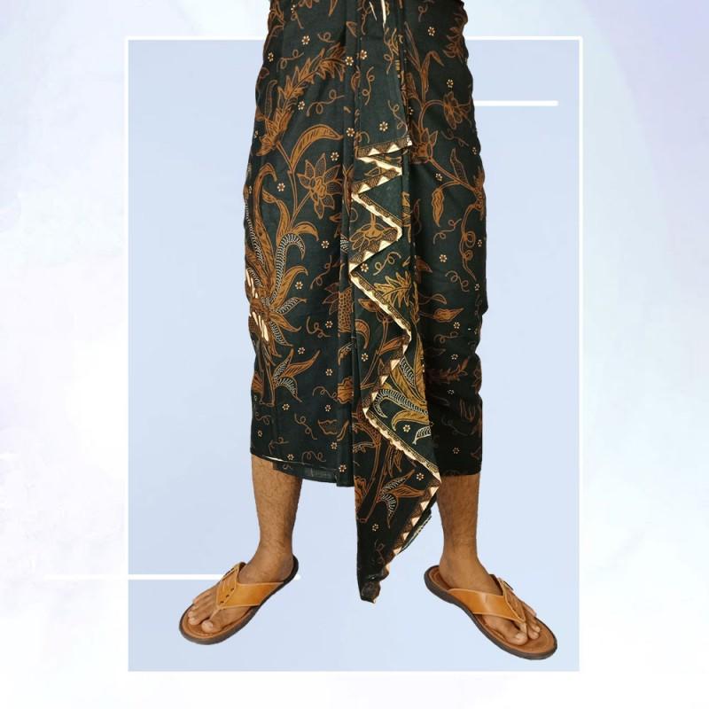 Kamen Jadi Pria Motif Batik Klasik