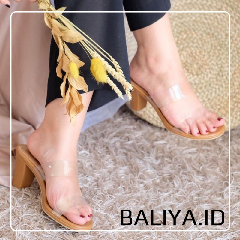 Sandal Wedges Bening Polos