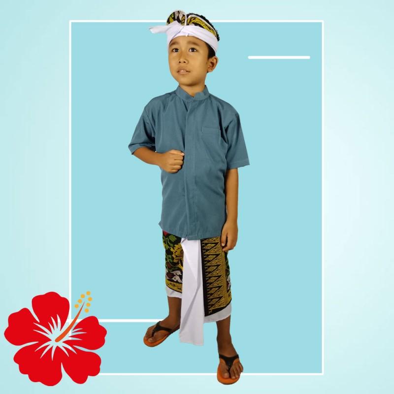 Set Pakaian Adat Anak Laki Laki