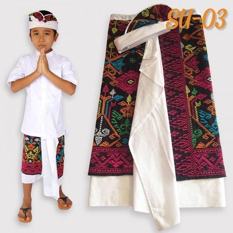 Pakaian Adat  Anak (Cowok & Cewek)