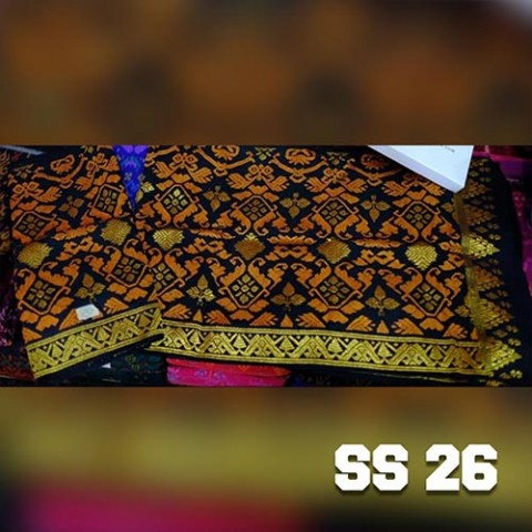 Set Songket Original Couple Pengantin 26