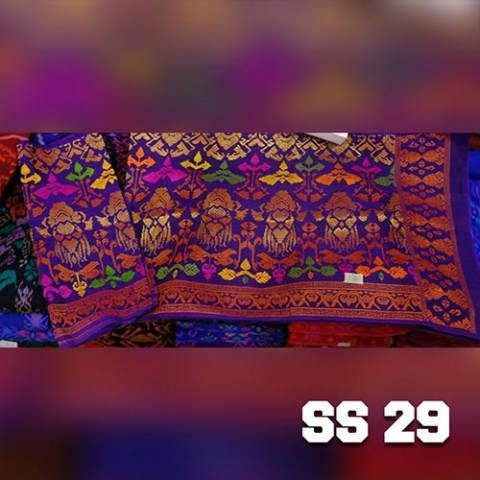 Set Songket Original Couple Pengantin 29