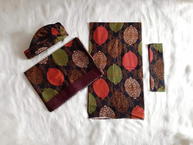 Set couple Batik