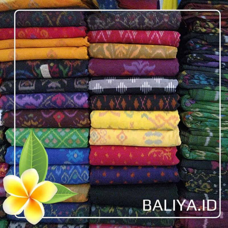 Tenun Endek Bali