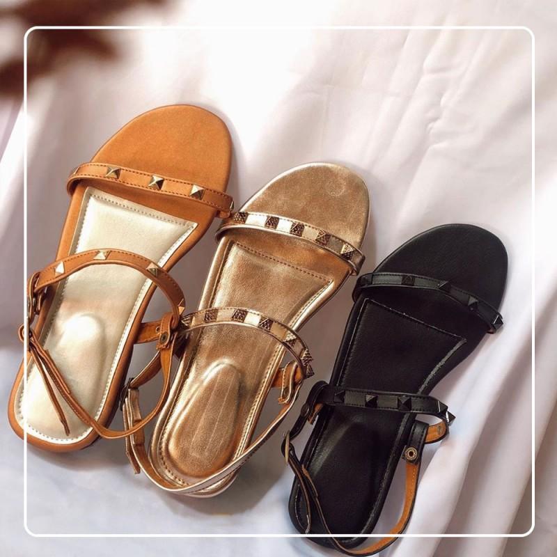 Sandal Flat Wanita Terbaru 2020