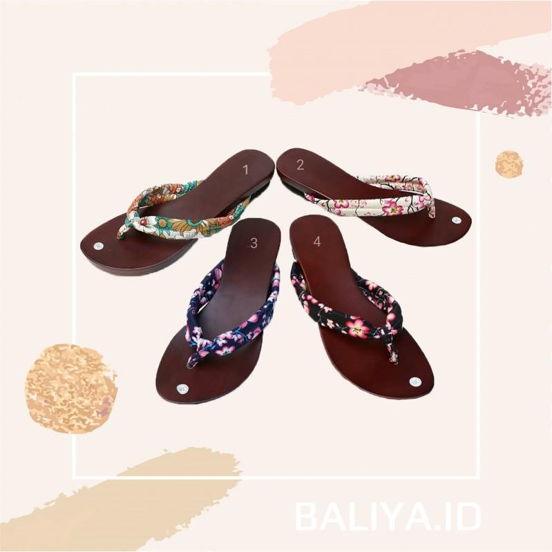 Sandal Jepit Dari Kayu