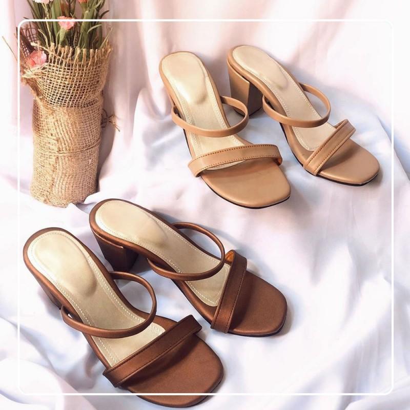 Sandal Wedges, Heels, Selop & Flat