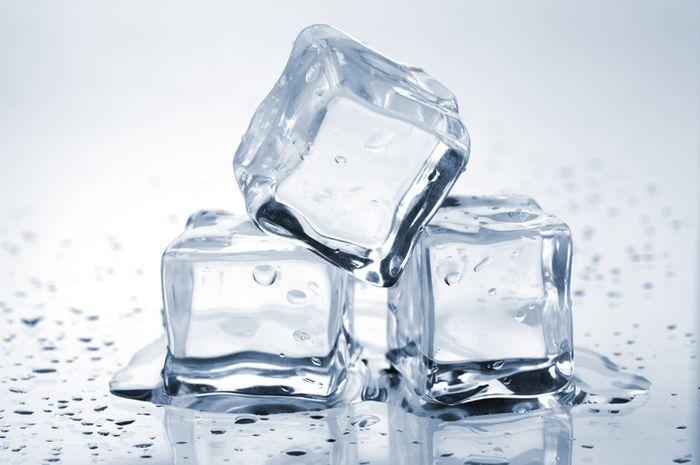 Es Batu Untuk Menguji Keaslian Perak