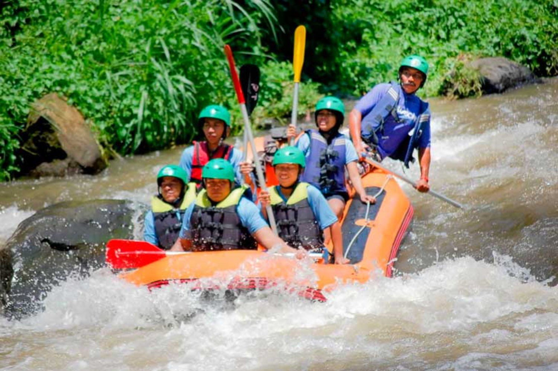 Arung Jeram Sungai Ayung Bali
