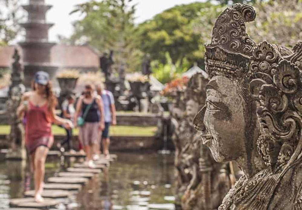 Bali Tirta Gangga - The Stunning Water Palace of Karangasem Kingdom