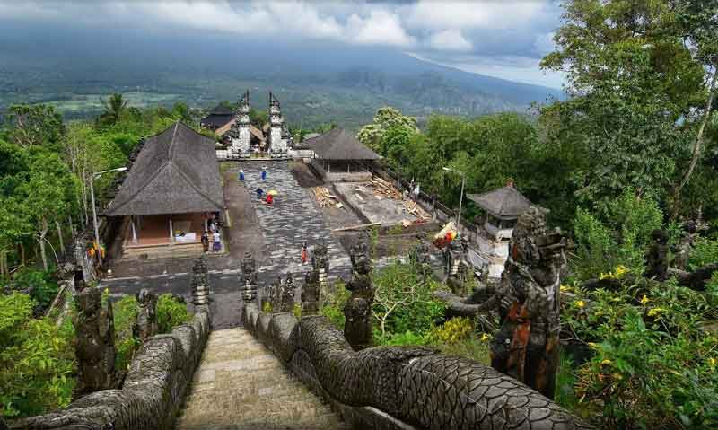 History of Lempuyang Temple