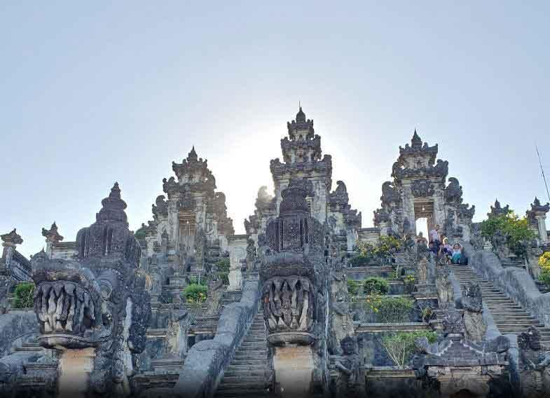 The History of Lempuyang Temple