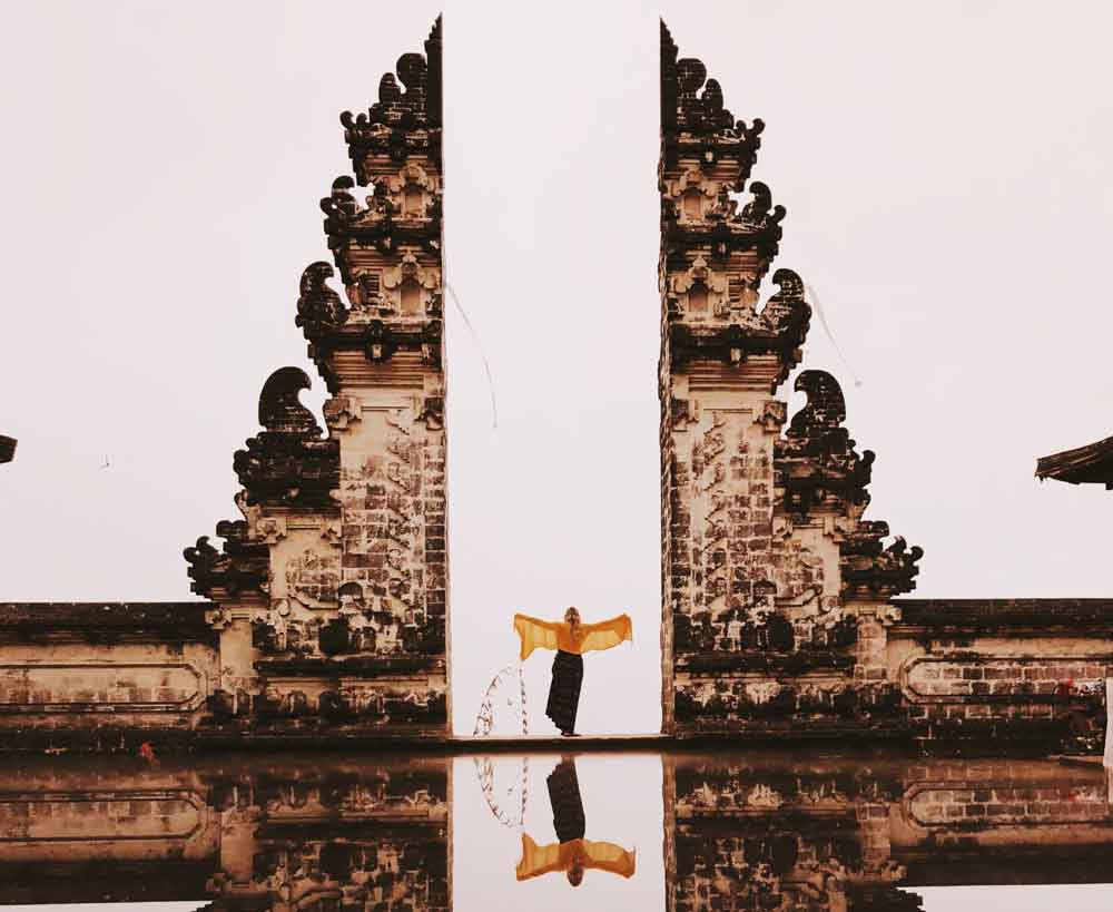 Why Shouldn't We Enter into Lempuyang Temple during Menstruation?