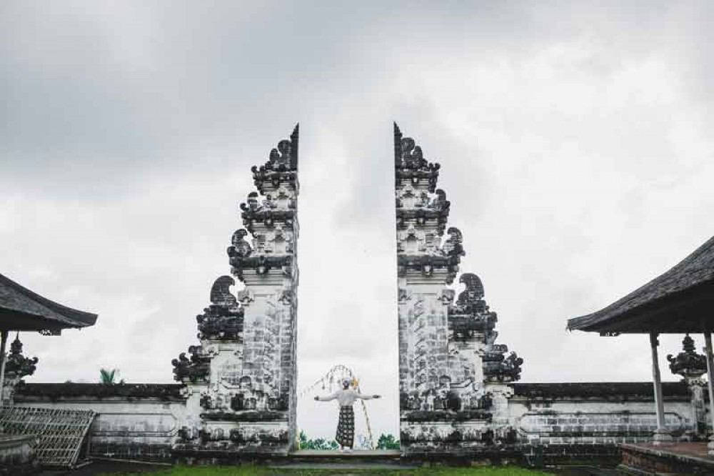 Trip From The Kayun Jungle Resort To Lempuyang Temple