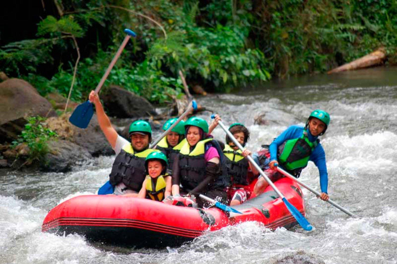 Wisata Arung Jeram Murah di Ubud Untuk Liburan Keluarga