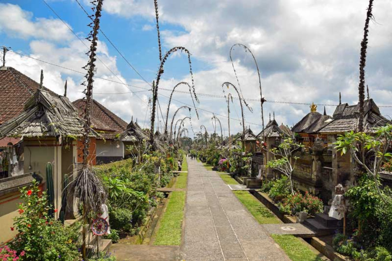 Angkul Angkul di Desa Penglipuran