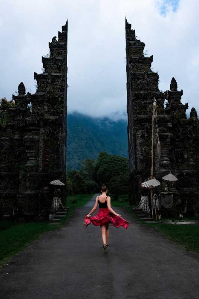 Bali Most Iconic Gate