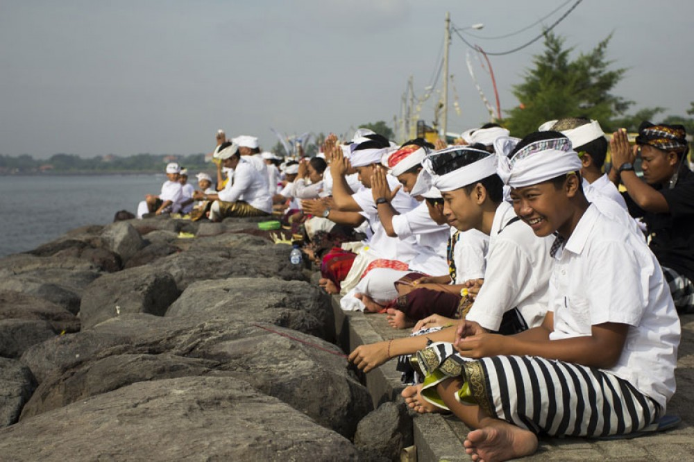 Balinese Hindus People