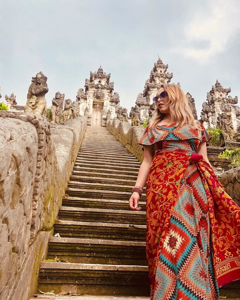 Dress Code When Visiting Lempuyang Temple