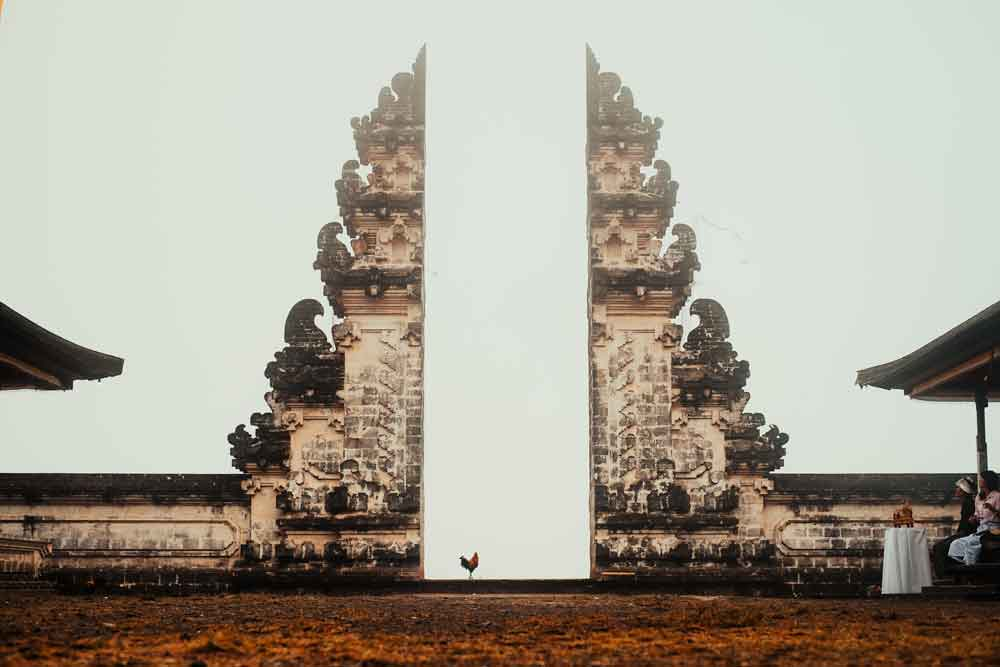 Gate of Heaven Lempuyang