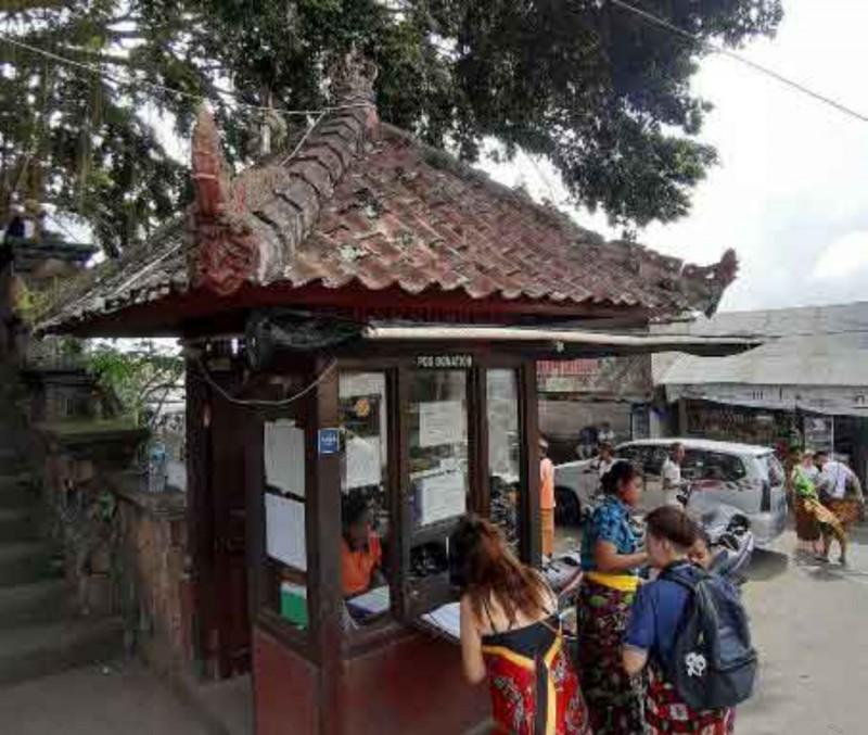Lempuyang Temple Rule