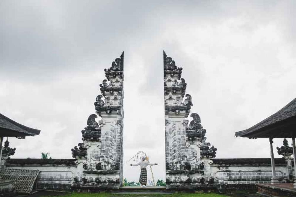 Lempuyang Temple Gate of Heaven