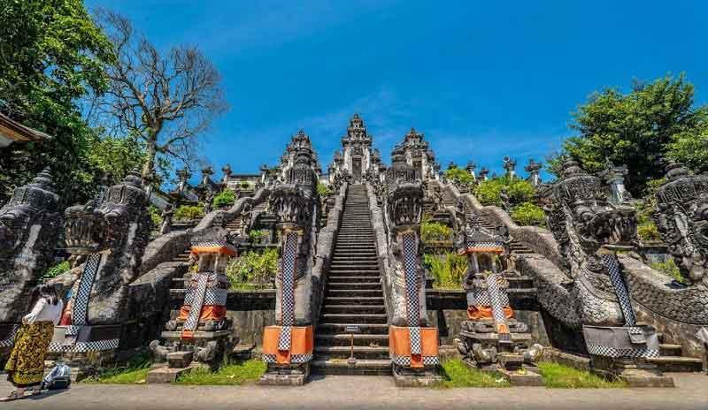 Lempuyang Temple Gate