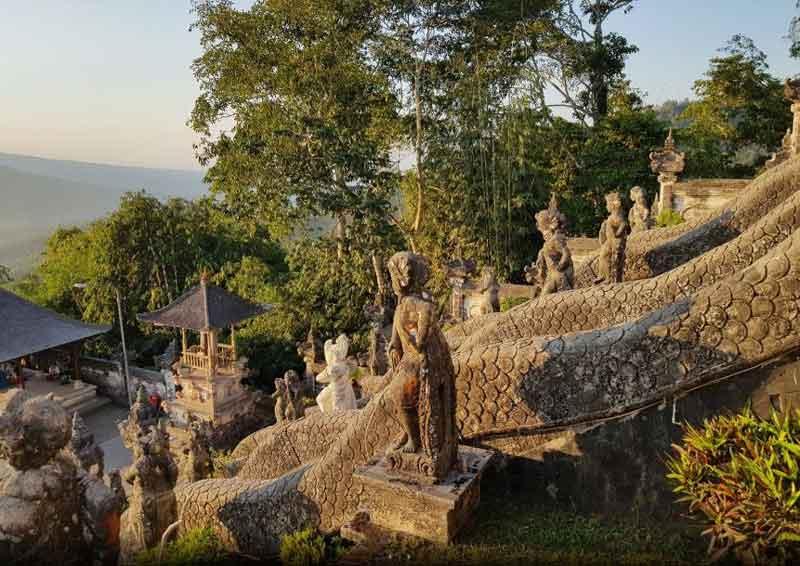 Lempuyang Temple from Ubud