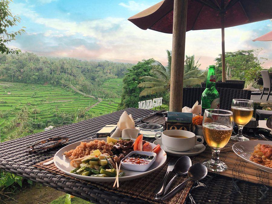 Mahagiri Panoramic Restaurant