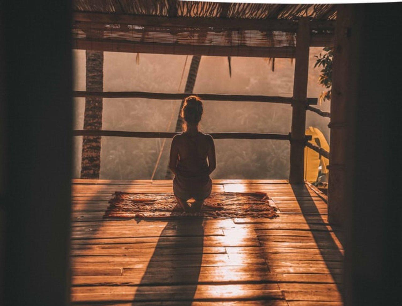 Practice Yoga in Bali