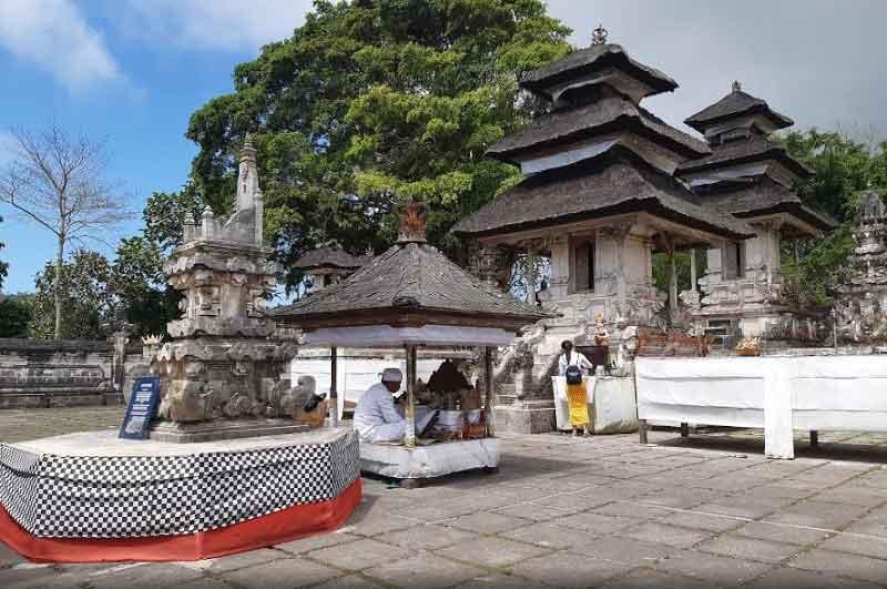 Pura Penataran Lempuyang Luhur Temple