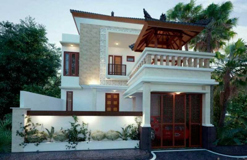 Rumah Bali Modern
