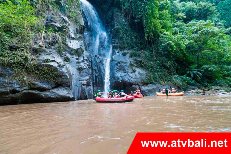 Rafting ada area Bali