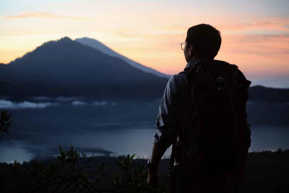 Sunrise Trek on Batur Mount
